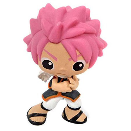 Best of Anime Mystery Mini Vinyl Figure (Fairy Tail - Natsu Dragneel), Natsu Dragneel mystery mini comes as pictured. By FunKo Ship from (Top 10 Best Anime Swordsman)