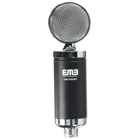 EMB EMC900 Professional High-Performance Multi-Pattern Diaphragm Condenser Project Studio Microphone