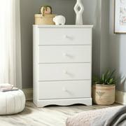 Sauder Storybook 4-Drawer Dresser, Multiple Finishes