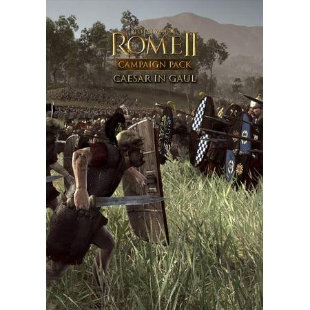 Total War : Rome II - Caesar in Gaul DLC, Sega, PC, [Digital Download], 685650100173 (Total War Rome 2)