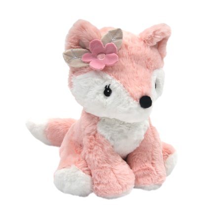 Woodland Plush - Lambs & Ivy Friendship Tree Plush Pink Woodland Fox - Autumn