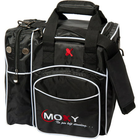 MOXY DELUXE SINGLE TOTE BOWLING BAG- (Floral Bowling Bag)