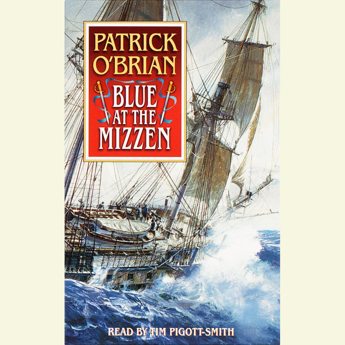 Blue at the Mizzen - Audiobook