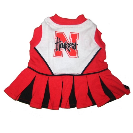 Nebraska Corn Huskers Cheer Leading MD