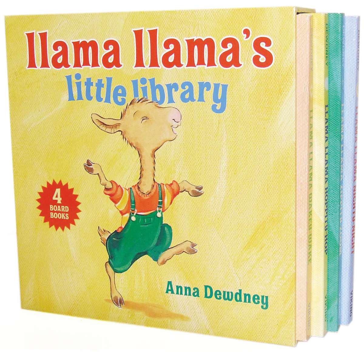 Llama Llamas Little Library Llama Llama (Board Book)