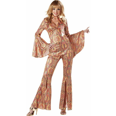 Discolicious Women's Adult Halloween Costume - Saturday Halloween
