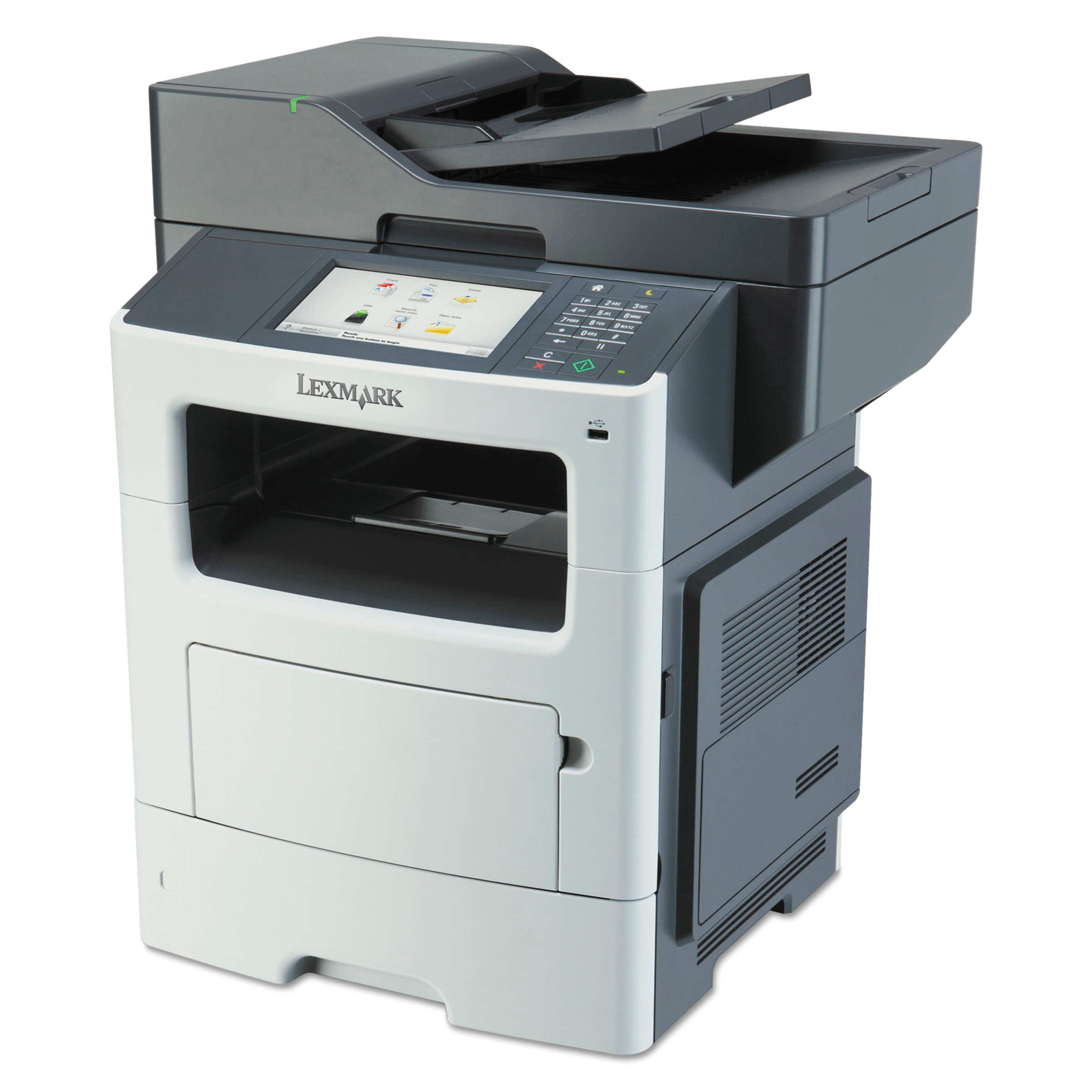 Lexmark MX611dhe Multifunction Laser Printer, Copy Fax Print Scan by Lexmark