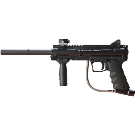 Empire BT-4 Slice Combat Paintball Marker Gun - Black