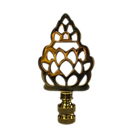 Polished Brass Pineapple Finial