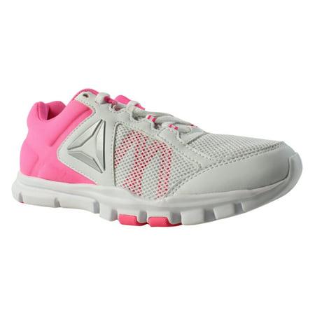 Reebok Womens yourflex trainette 9.0 mt Pink Cross Training Shoes Size 6 New