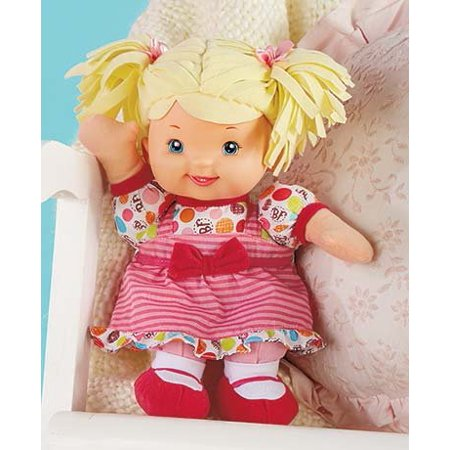 Set Of 2 Baby S Firsttm Little Talkertm Dolls Blonde And