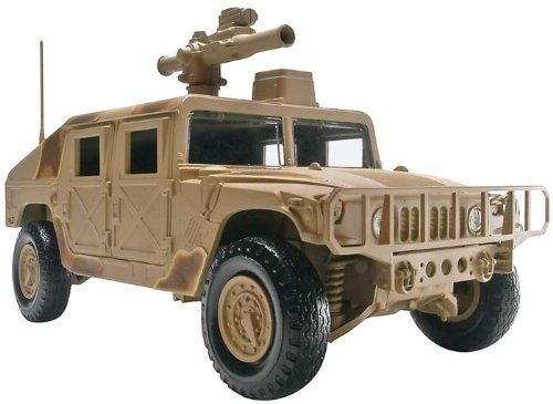 SnapTite MAX Humvee Plastic Model Kit, Enhance the communication and critical thinking... by