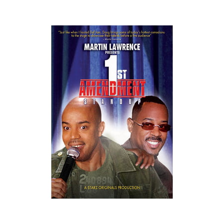 Martin Lawrence: First Amemdment Standup (DVD)](Martin Lawrence Show Halloween)