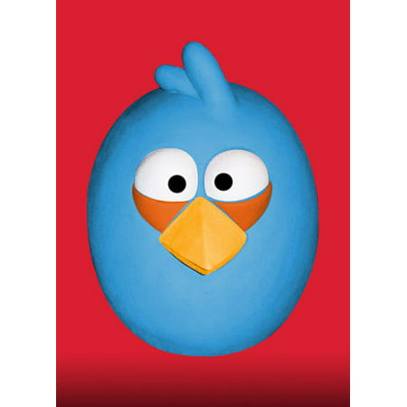 Angry Birds Blue Bird Latex Mask by Paper Magic Group 6651150](Paper Magic Group Halloween)