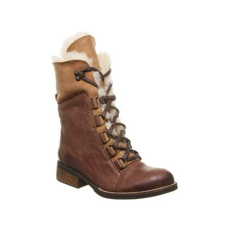 Luxe De Leon Women's Aura Leather Boots