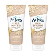 St. Ives Gentle Smoothing Face Scrub and Mask Oatmeal 6 oz