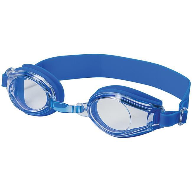 Leader AG1700-CB Castaway Swim Goggle, Blue