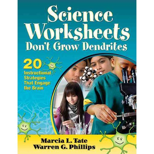 Science Worksheets Don't Grow Dendrites: 20 Instructional Strategies ...