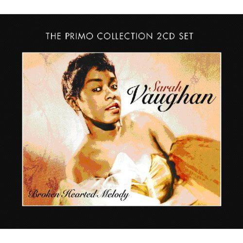 Sarah Vaughan - Broken Hearted Melody [CD]