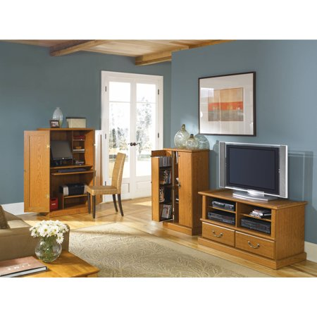 Sauder Orchard Hills Home Entertainment Furniture Collection