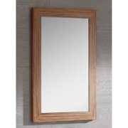 Fine Fixtures Ironwood Modern and Contemporary Accent Mirror