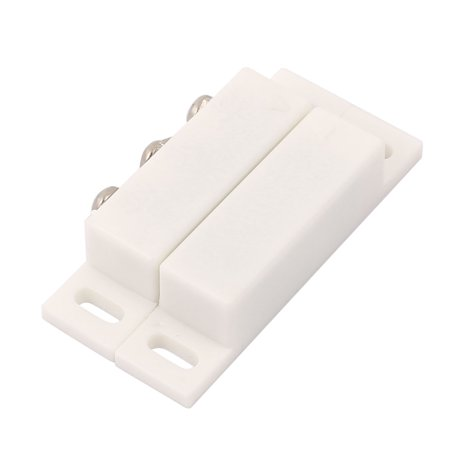 Magnetic Reed Switch Normally Open Closed NC NO Door Alarm Window Security White - image 1 de 5