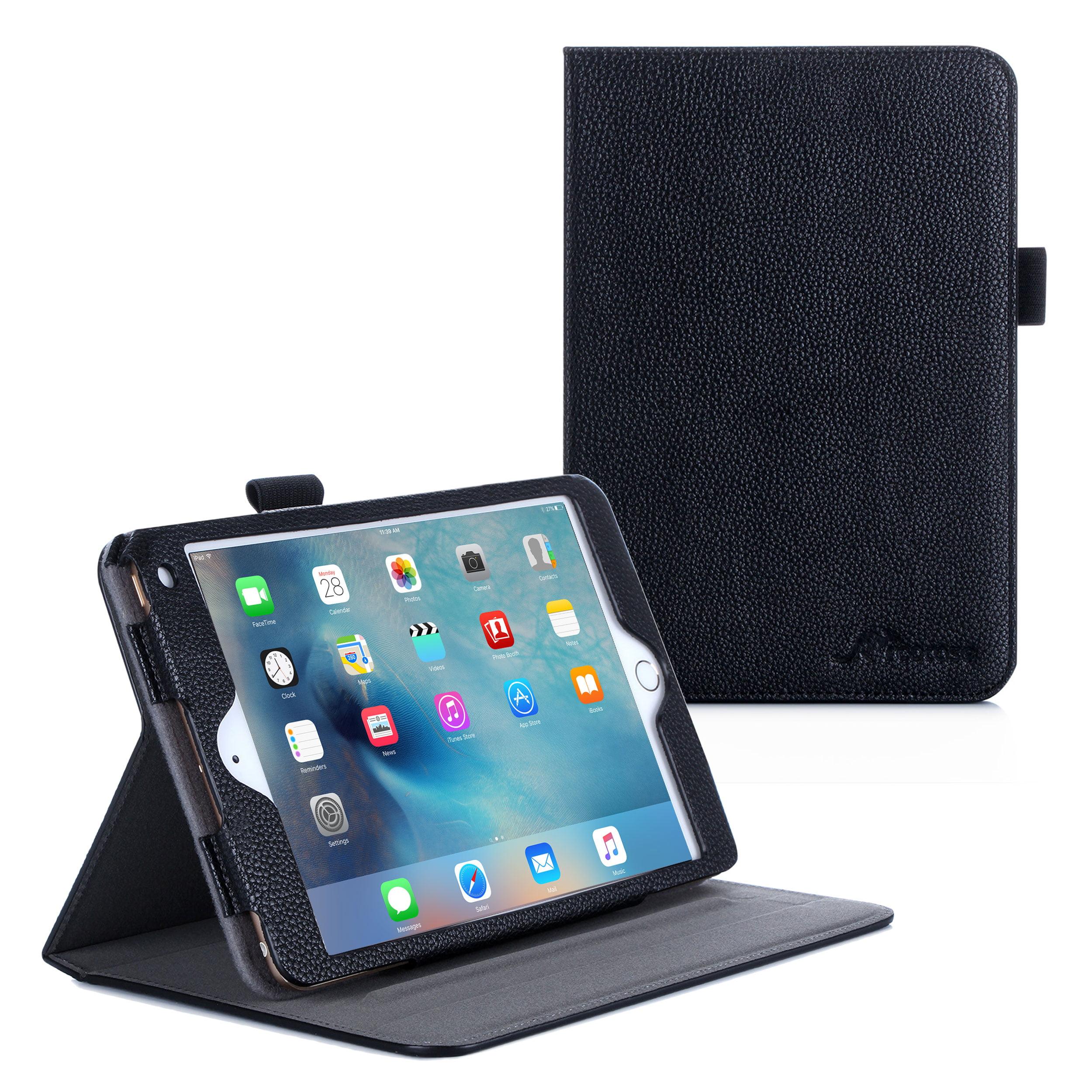 ipad mini 4 case roocase dual view pro ipad mini 4 multi viewing stand folio case smart cover