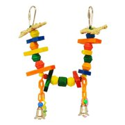 A and E Cage Co. Canary Swing Bird Toy