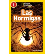 National Geographic Readers: Las Hormigas (L1) - eBook