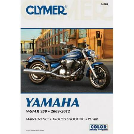 - Yamaha V-Star 950 2009-2012