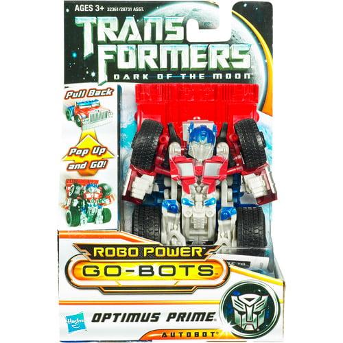 Hasbro Transformers Dark of the Moon Robo Power Go-Bots O...