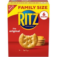 RITZ Original Crackers, Family Size, 20.5 oz