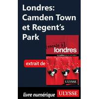 Londres: Camden Town et Regent's Park - eBook