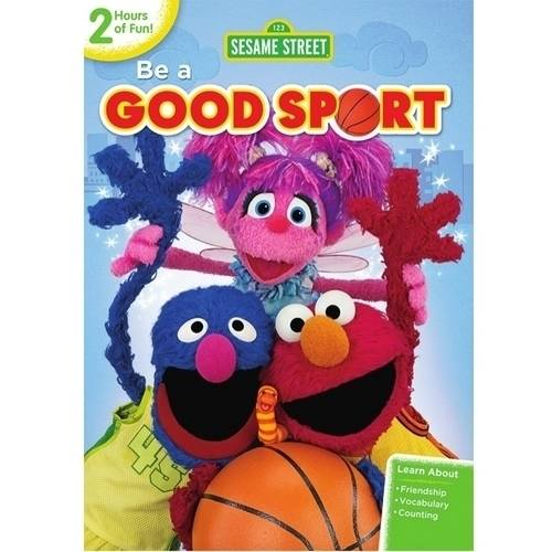Sesame Street: Be A Good Sport (Full Frame)