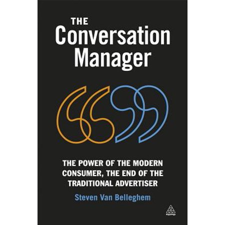 The Conversation Manager (Paperback) for $<!---->