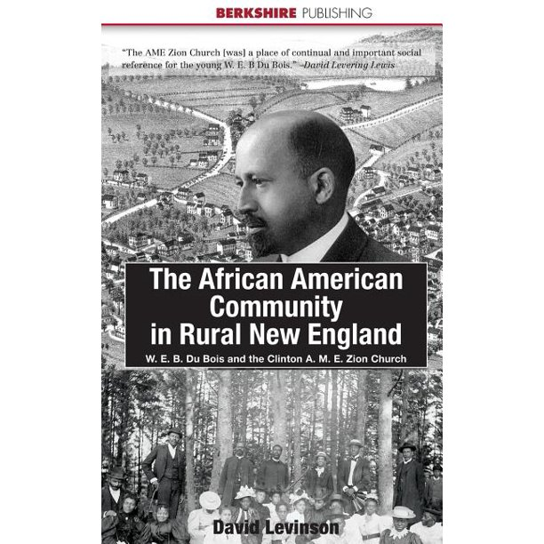 The African American Community in Rural New England (Hardcover)