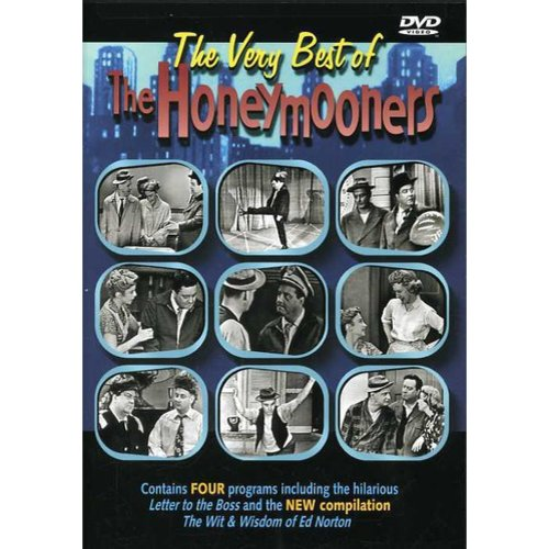 The Very Best Of The Honeymooners (Full Frame)