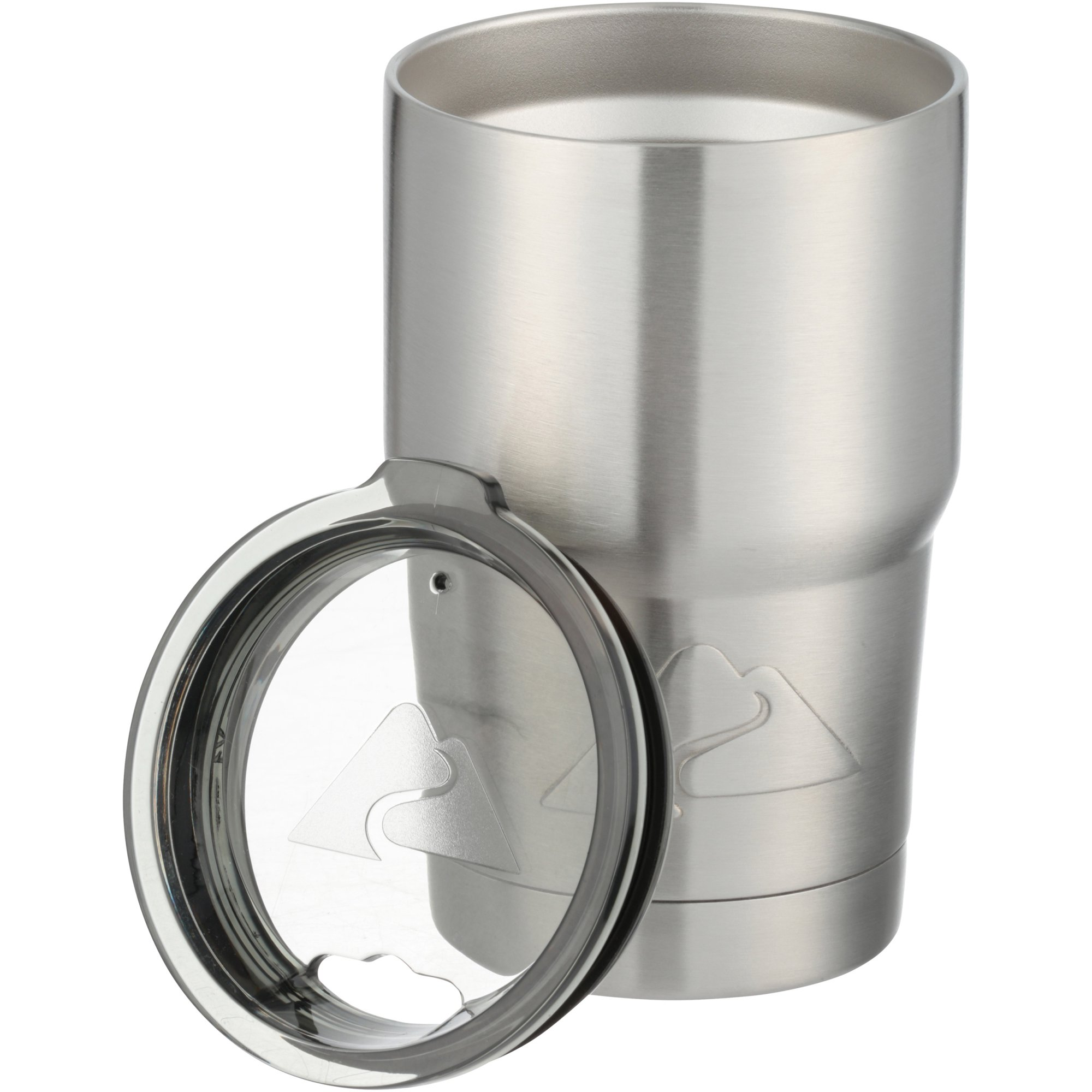 22137621f4b Ozark Trail 12-ounce Vacuum Insulated Stainless Steel Can Cooler with Metal  Gasket