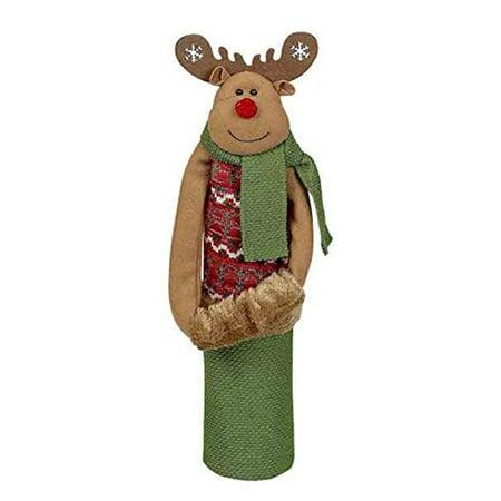 Winter Wonderland Gift Ideas (Picnic Gift 7004-BZ Winter Wonderland Wine Socks)