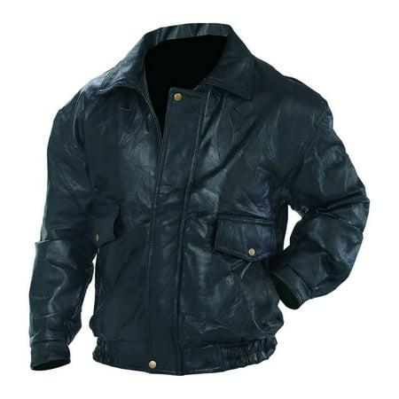 Napolineâ ¢ Roman Rockâ ¢ Design Genuine Leather Jacket - 5x - GFEUCT5X