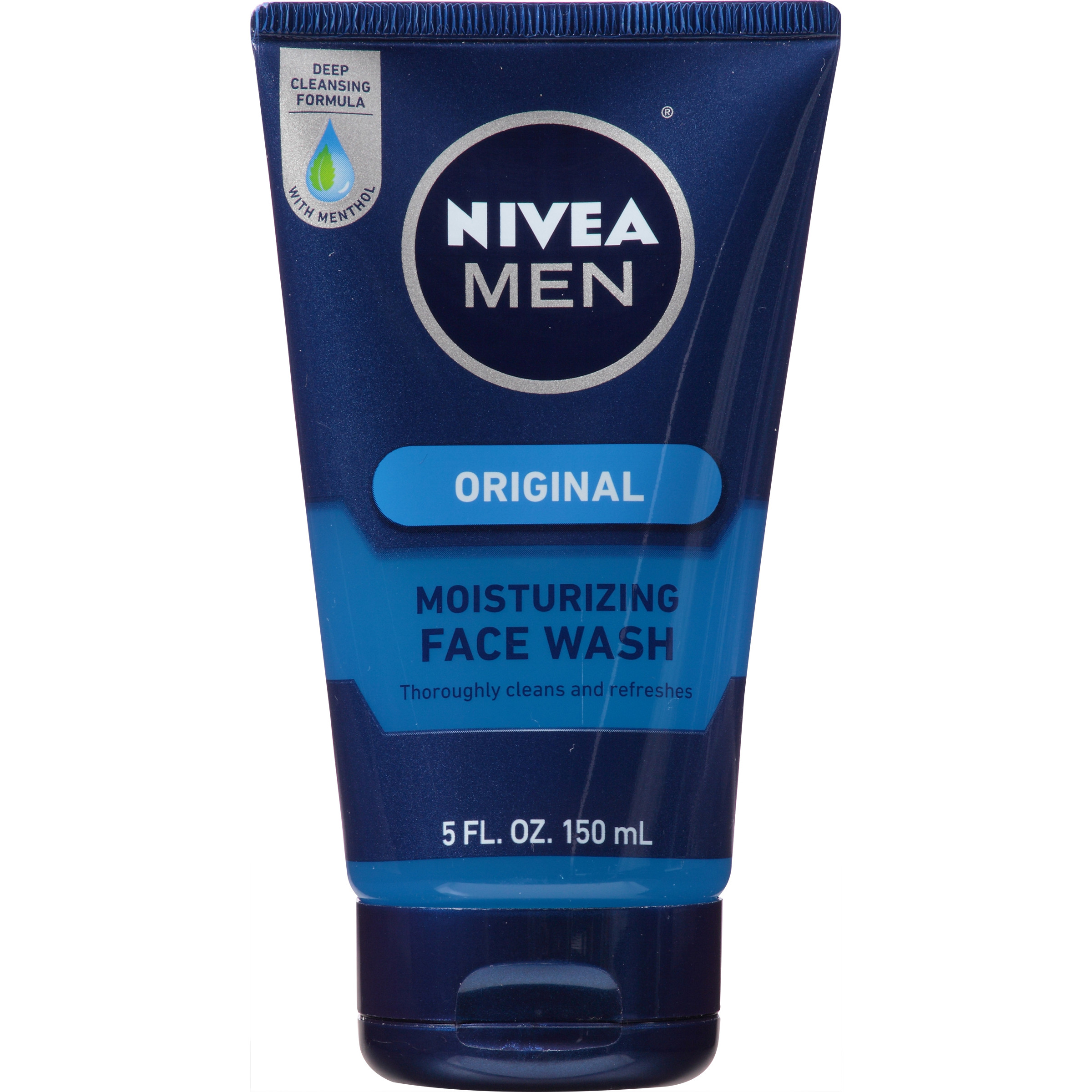 NIVEA® Men Original Moisturizing Face Wash 5 fl. oz.