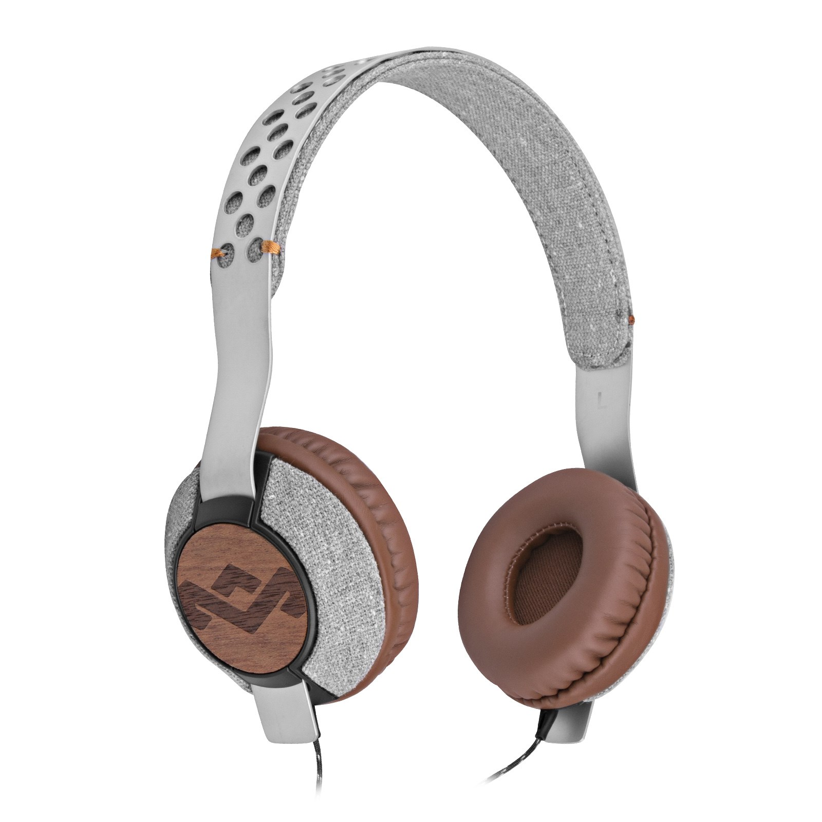 House of Marley EM-JH073-SD Liberate On Ear Headphones  - Saddle