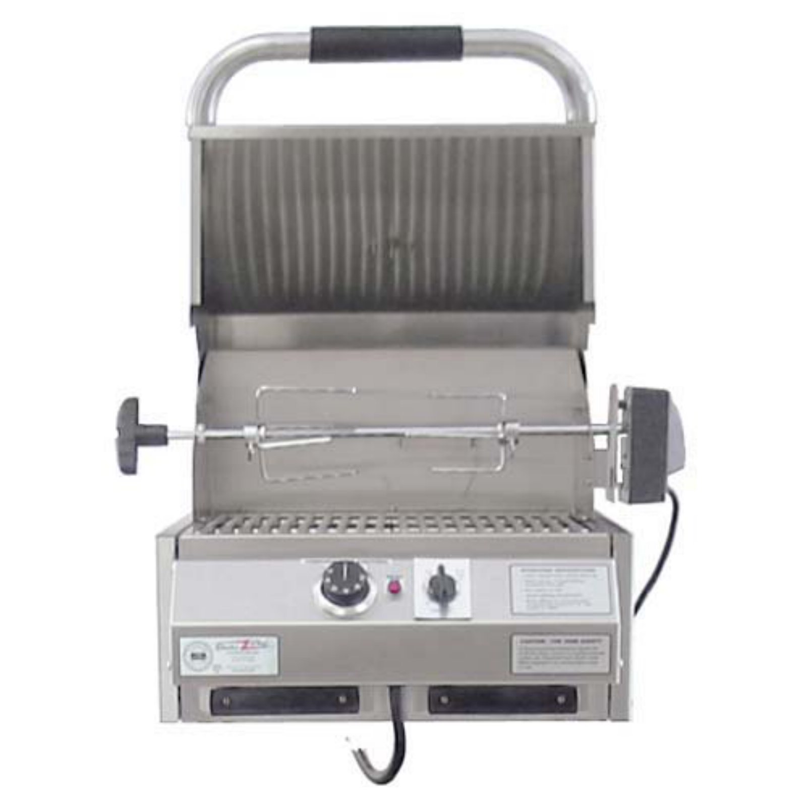 Electri-Chef Island 16 in. Built-In Electric Grill