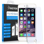 "Insten Screen Protector Film Guard Shield for iPhone 6 Plus / iPhone 6S Plus Tempered Glass Premium 5.5"", Anti-Scratch, Anti-Fingerprint, Bubble Free"