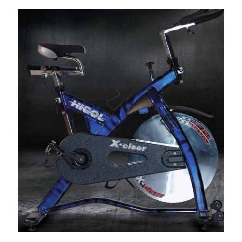 Yukon Fitness Higol Stationary Indoor Cycling Bike