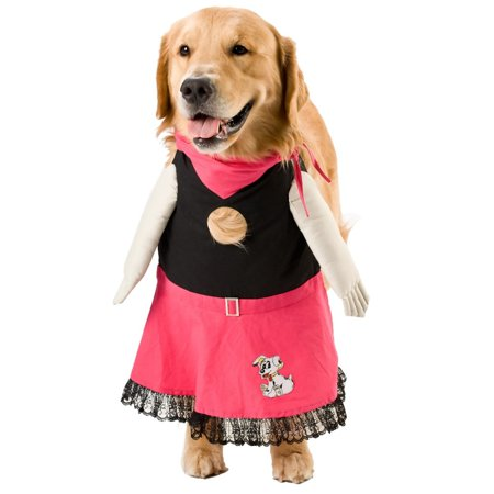 50S FIFI PET COSTUME (50's T-bird Dog Costume)