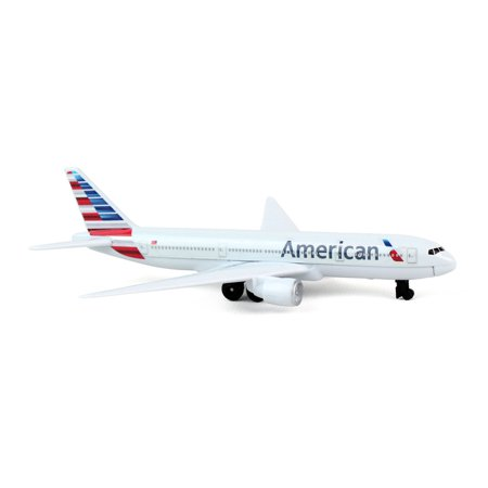 Daron American Airlines New Livery Diecast Model Replica (Motorcycle Replica Model)