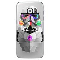 Ganma Star Wars Darth Vader Storm Trooper Han Solo Yoda R2D2 Jedi New design Case For Samsung GALAXY S8 PLUS + ( 6.2 Inch)