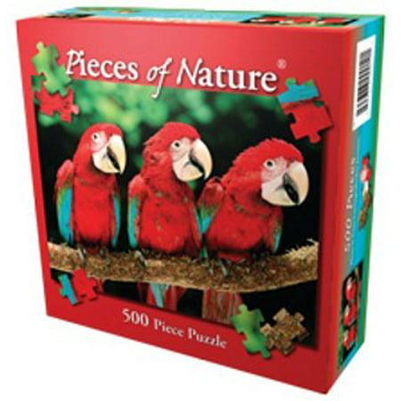 Painted Ladies 500 Piece Puzzle