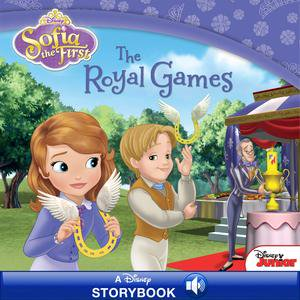 Sofia the First: The Royal Games - - Sofia Halloween Face Art Games